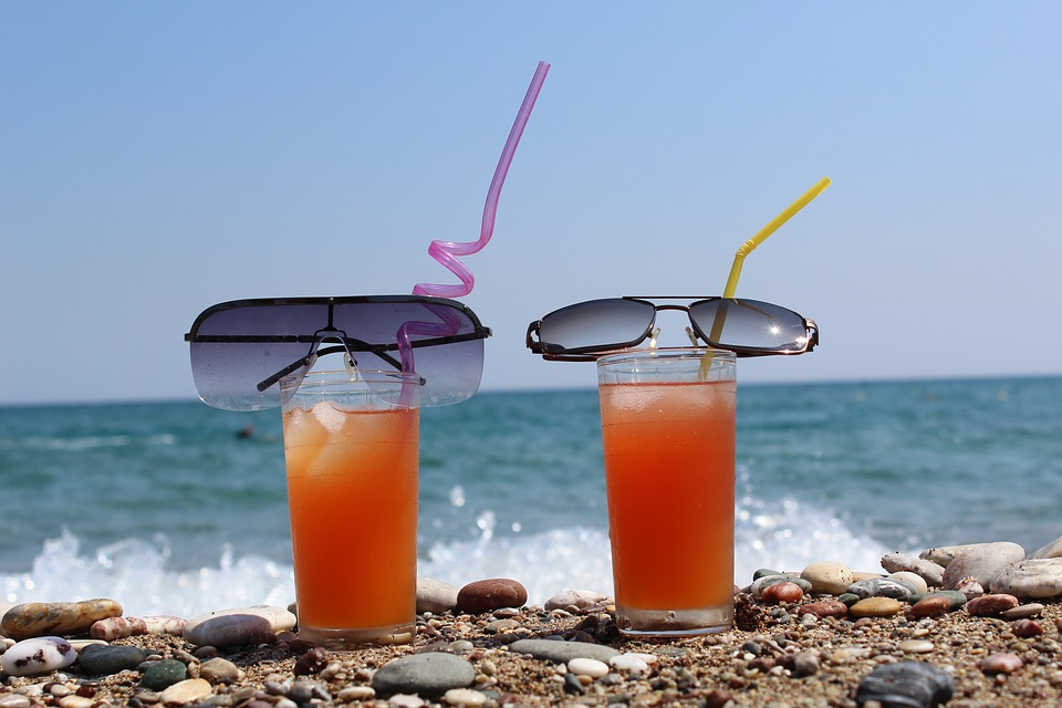 Cocktails with Sunnies