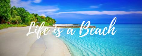 Life is a Beach - Themed Dinner Party Ideas