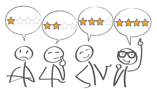 Stick People Reviews