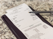 Restaurant Bill