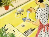 50's Retro Housewife