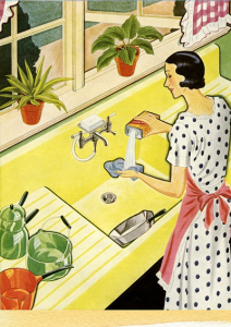 50's Retro Housewife